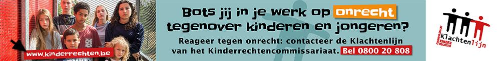 Banner Kinderrechtencommissariaat