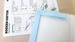 Klik en print 'Boeken kaften'