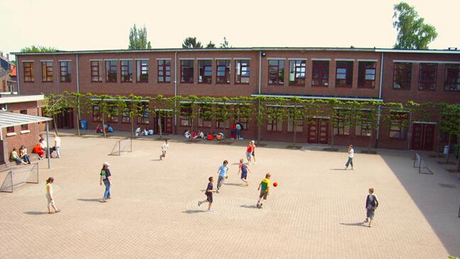 foto van speelplaats