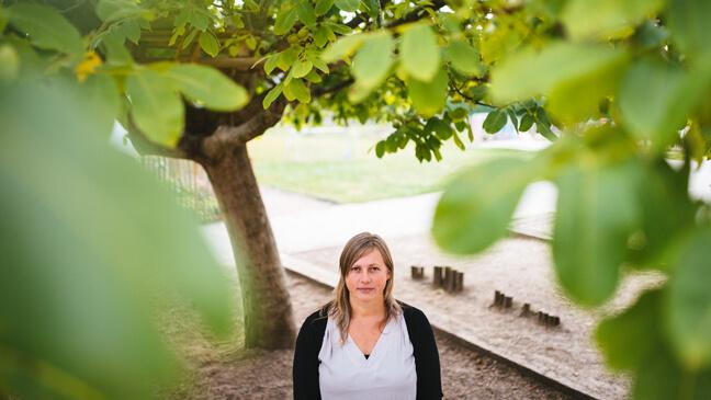 leraar Ellen De Dapper