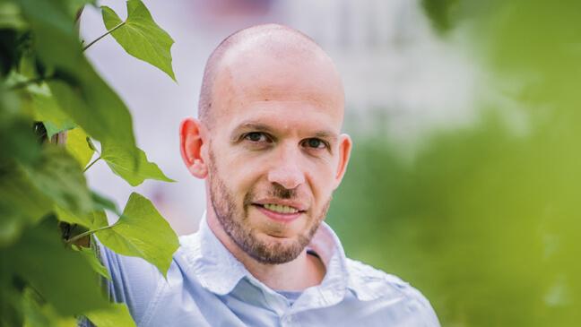 Leraar Jeroen Peetroons (34)