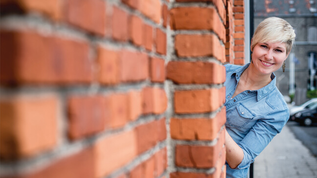 Leraar praktijk Vanessa De Mey (28)