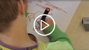 Video: mindmappen met kleuters