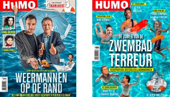 Covers van Humo