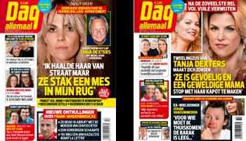 Cover van Dag allemaal
