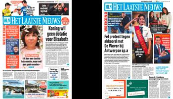 Covers van het laatste nieuws
