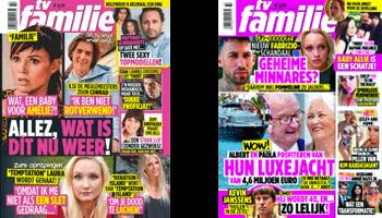 covers van tv-familie
