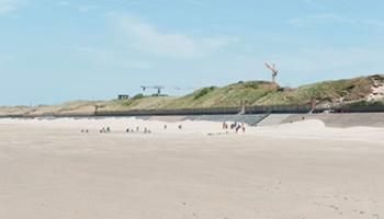 Duinen rond Fort Napoleon Oostende