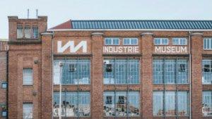 voorgevel gebouw Industriemuseum