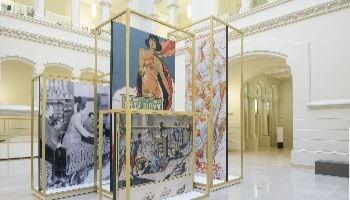 toonzaal Museum van de Nationale Bank van België