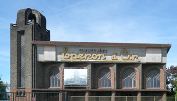Eperon d'Or gebouw