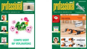 Cover tijdschrift Professional