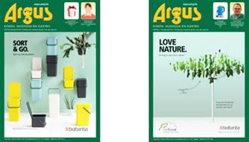 Cover tijdschrift Argus