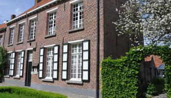 gevel Begijnhofmuseum