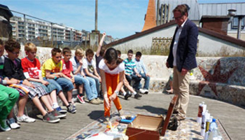 Belle Epoque workshop kinderen