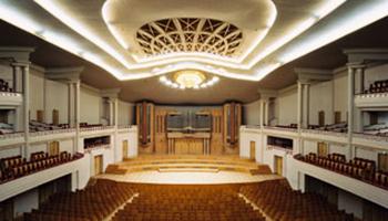 concertzaal in Bozar