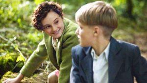 twee kinderen uit film