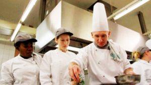 kok en leerlingen