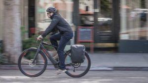 fietser via website fietsen Loomans