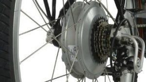 versnellingsapparaat fiets