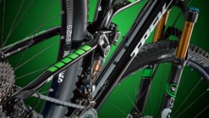 onderframe fiets Trek