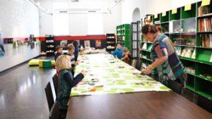 workshop voor kinderen