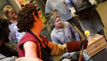 workshop glasgieten