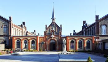 voorkant gevel museum