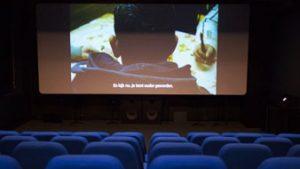 binnenkant zaal cinema