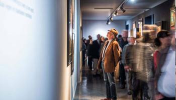 bezoek tentoonstelling Letterenhuis