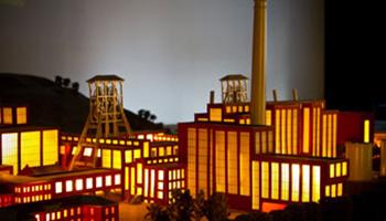 maquette mijntorens