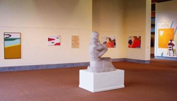 binnenkant museum