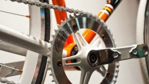 groot tandwiel pimped Eddy Merckx fiets
