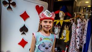 kind in het Nationaal Museum van de Speelkaart