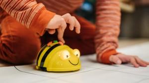 Een Bee-Bot