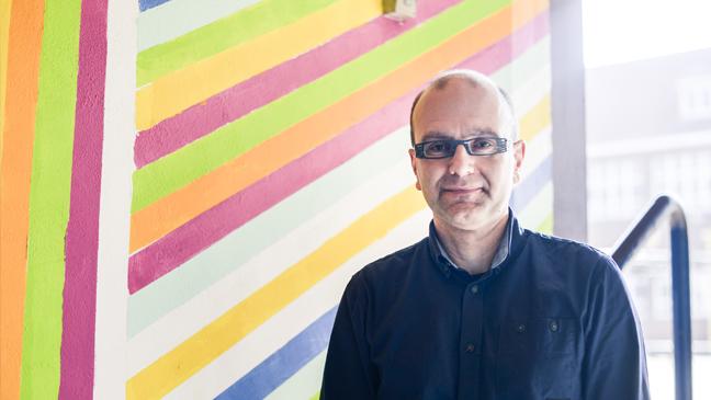 Mediawijsheid in je schoolbeleid: directeur Mario Hannes