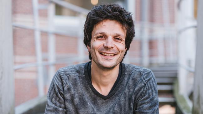 Portret van David Vierbergen