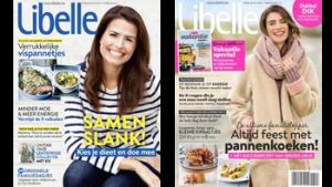 Cover van Libelle