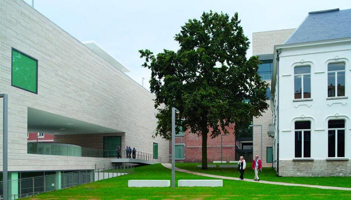 Tuin M-Museum Leuven