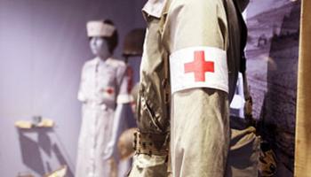verplegers uniform oorlog