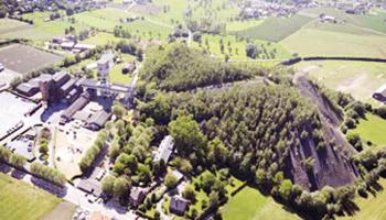 luchtfoto domein