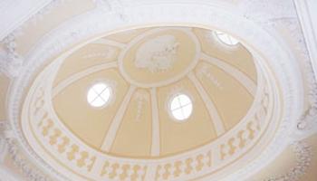 sierlijk plafond