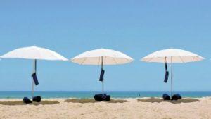 parasols strand