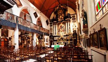 binnenkant kapel