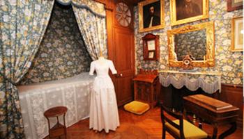 slaapkamer museum