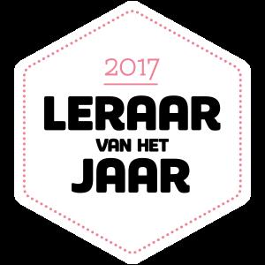 Logo Leraar van het Jaar 2017