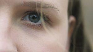 close-up van Mieke