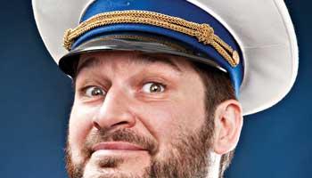 Portret van Kapitein Winokio