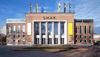 Gebouw van het S.M.A.K.