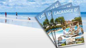 Brochure van Vacances Lagrange